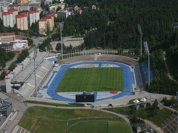 Lahden Stadion, Lahti