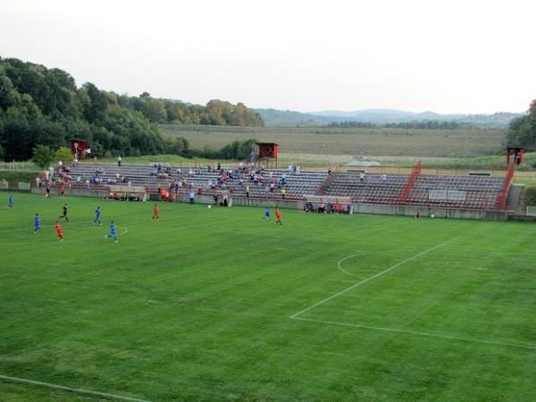 Gradski stadion, Srebrenik