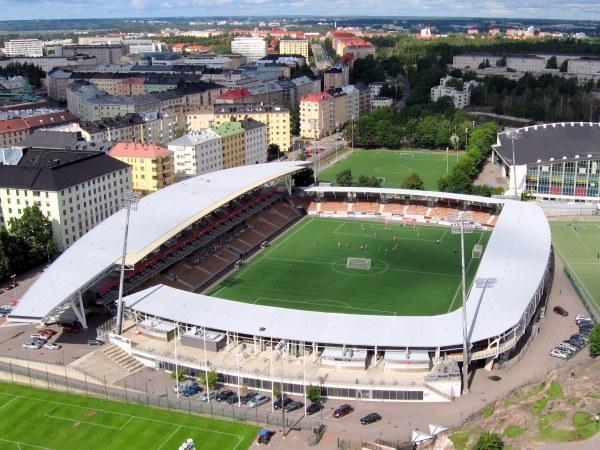 Sonera Stadium, Helsinki