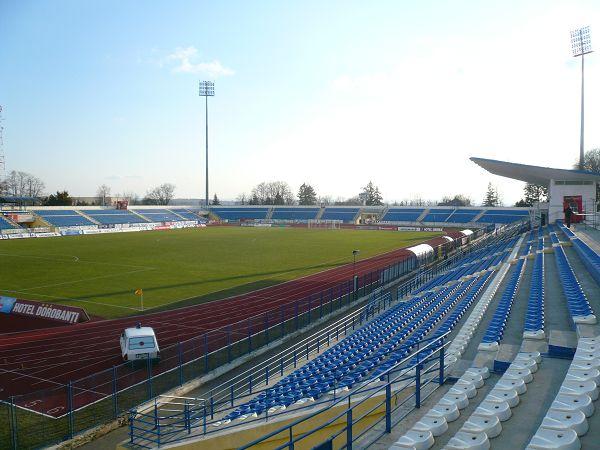 Stadionul Emil Alexandrescu, Iaşi