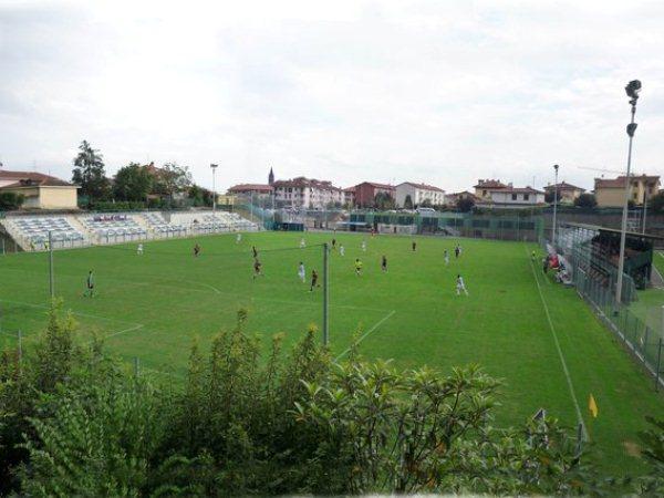 Stadio Comunale La Rocca, Trezzo sull'Adda