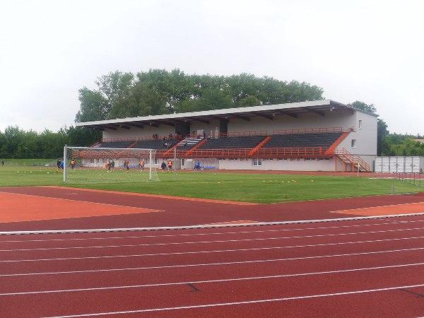 Stadion Za parkem, Vyškov