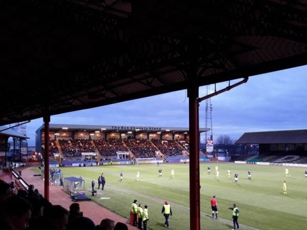 Kilmac Stadium at Dens Park