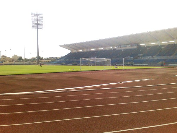 Prince Abdul Aziz bin Musa'ed Stadium, Ha'il (Hail)