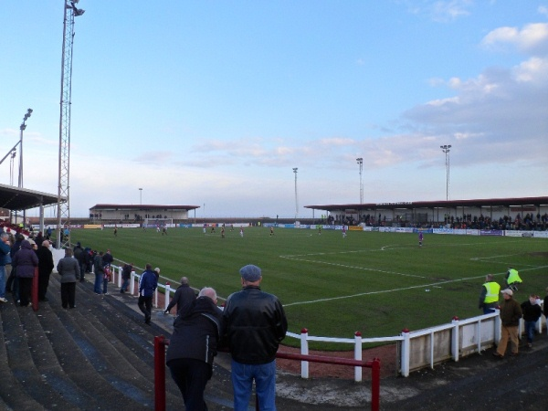 Gayfield Park, Arbroath