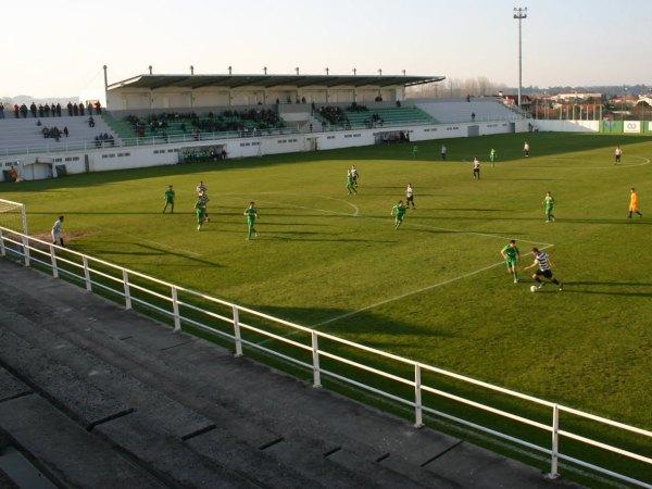 Estádio Doutor Américo Couto, Mealhada
