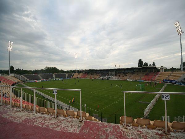 Stade de la Vallée du Cher, Tours