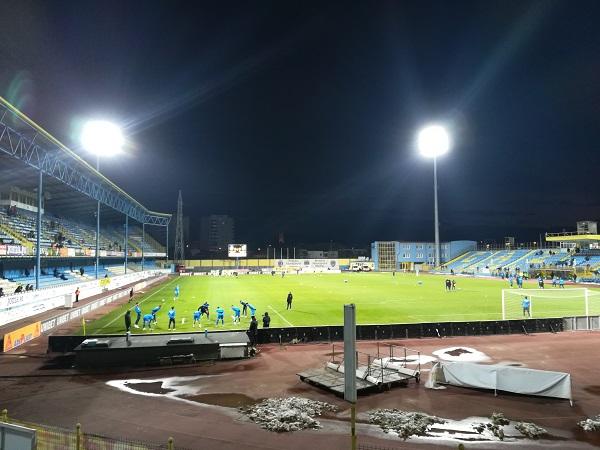 Stadionul Municipal Gaz Metan, Mediaş
