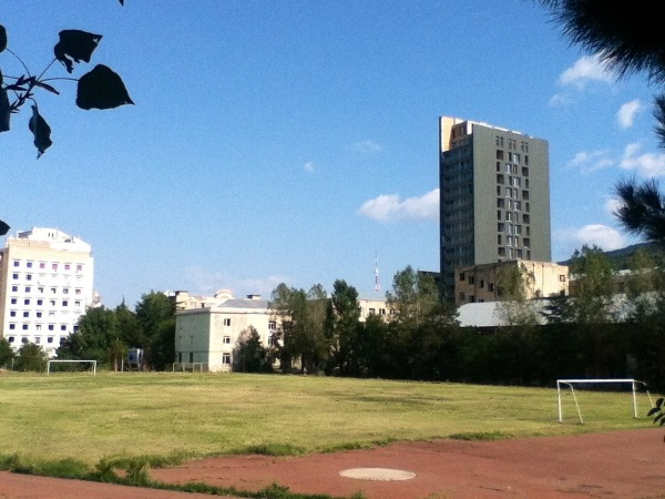 Sportis Akademiis Stadioni, Tbilisi