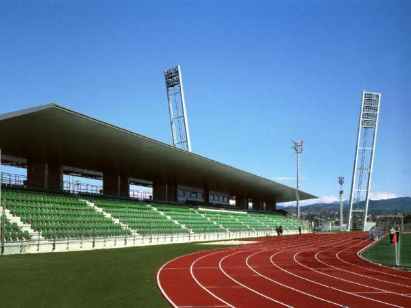 Pabellón de la Ciudad del Fútbol 1, Las Rozas de Madrid