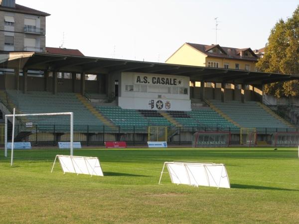 Stadio Natale Palli, Casale Monferrato