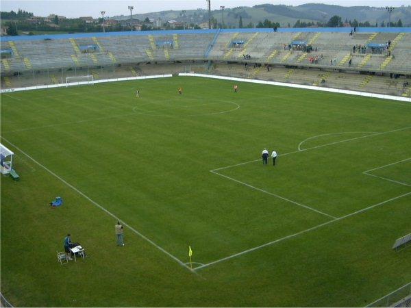 Stadio Nuovo Romagnoli, Campobasso