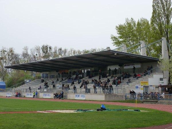 OMV-Sportanlage Stadlau, Wien
