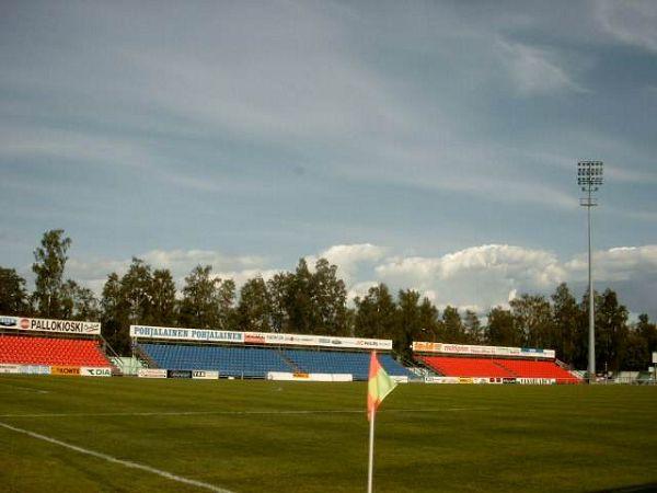 Elisa Stadion, Vaasa