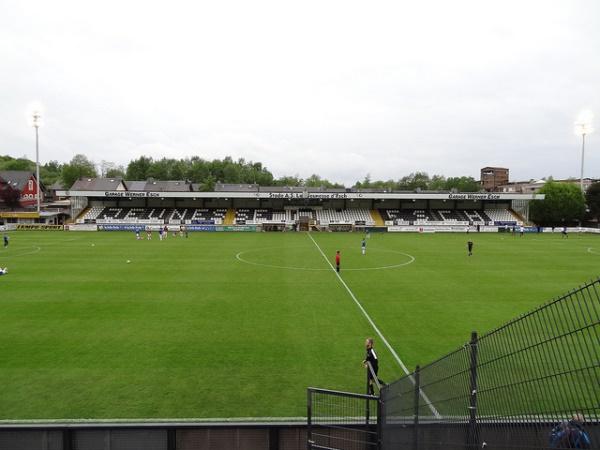 Stade de la Frontière, Esch-Uelzecht (Esch-sur-Alzette)