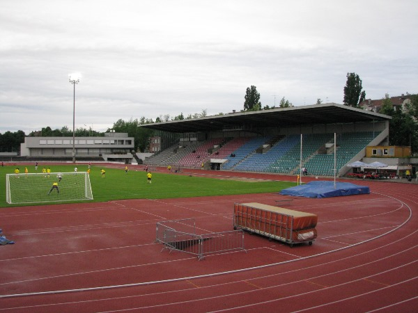 Stadion Schützenmatte, Basel