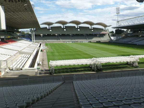Stade de Gerland, Lyon