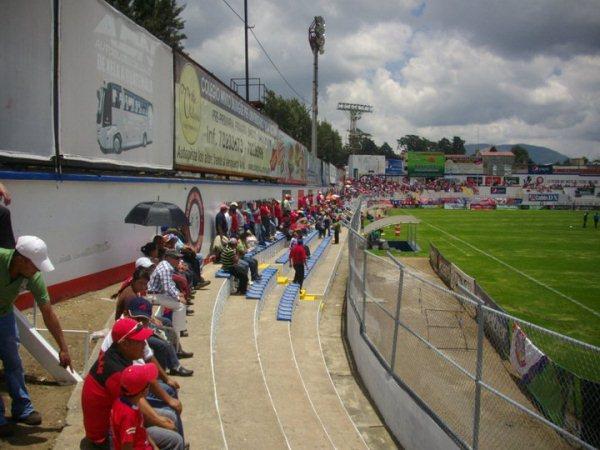 Estadio Mario Camposeco, Quetzaltenango