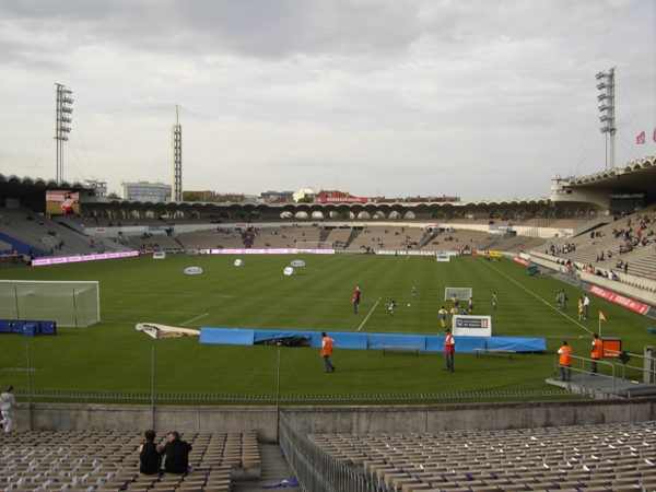 Stade Jacques Chaban-Delmas, Bordeaux