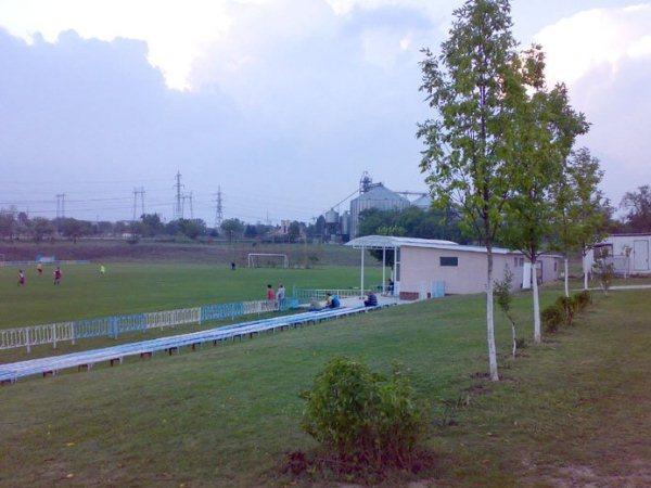 Gradski stadion, Suvorovo