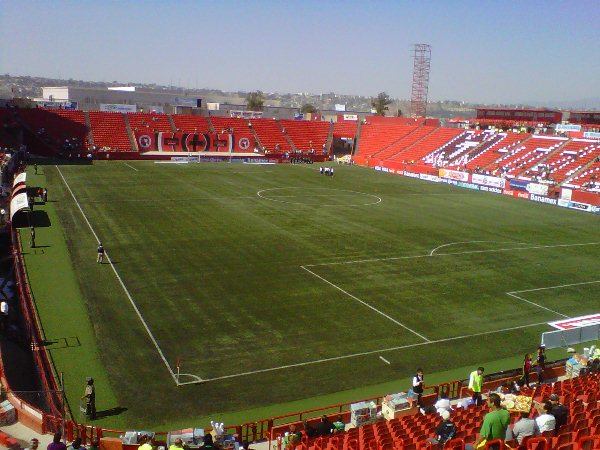 Estadio Caliente, Tijuana
