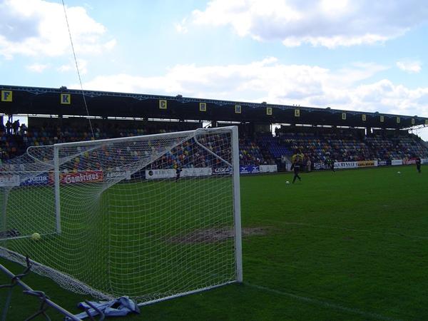 Stadion FK Chmel Blšany, Blšany