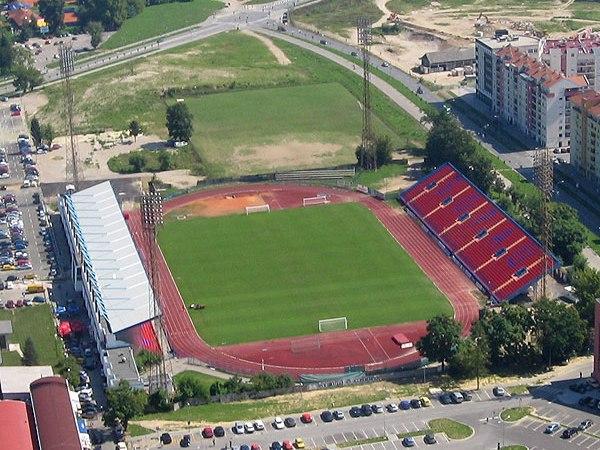 Gradski Stadion, Banja Luka