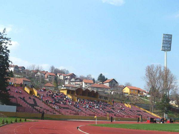 Stadion Tušanj, Tuzla