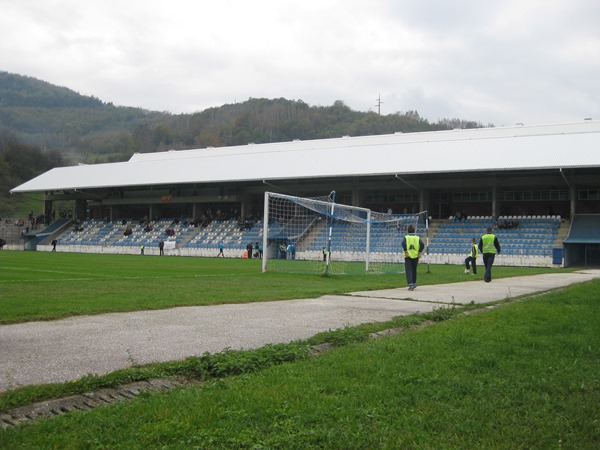 Stadion Pirota, Travnik