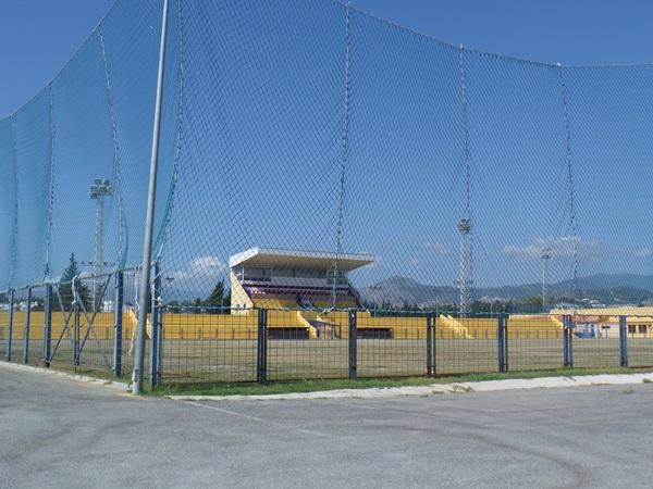 Estadio Municipal, San Pedro de Alcántara