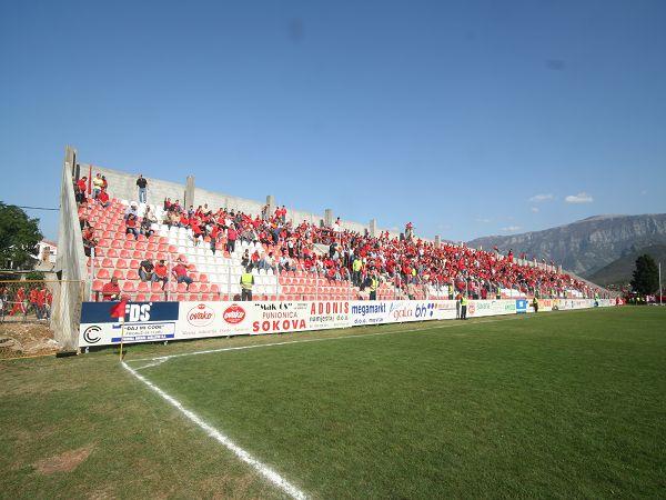 Stadion Vrapčići, Mostar