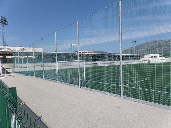 Estadio La Llometa, Muro de Alcoy (Muro d'Alcoi)