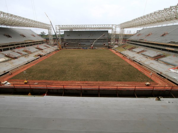 Arena Pantanal, Cuiabá, Mato Grosso