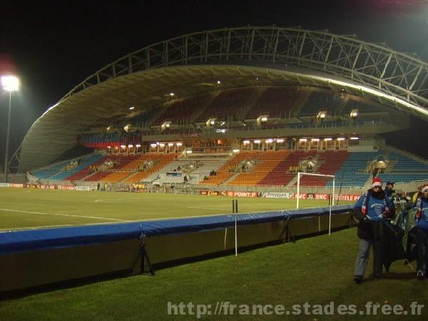 Stade Gabriel Montpied, Clermont-Ferrand