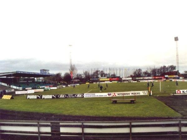Viborg Stadion (old), Viborg