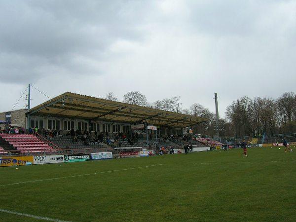 Karl-Liebknecht-Stadion, Potsdam