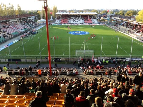 Stade Nungesser, Valenciennes