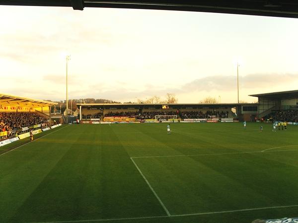 Pirelli Stadium, Burton-upon-Trent, Staffordshire
