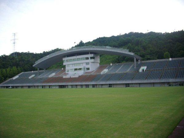 Hiroshima Ball Games Stadium 1, Hiroshima