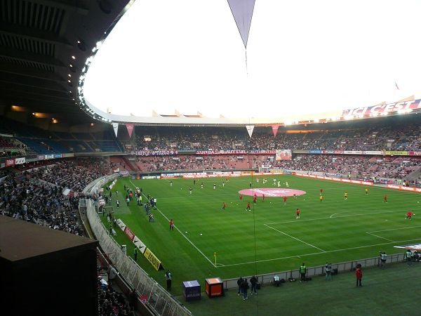 Parc des Princes, Paris