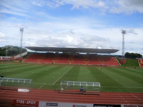 Gateshead International Stadium, Gateshead, Tyne and Wear