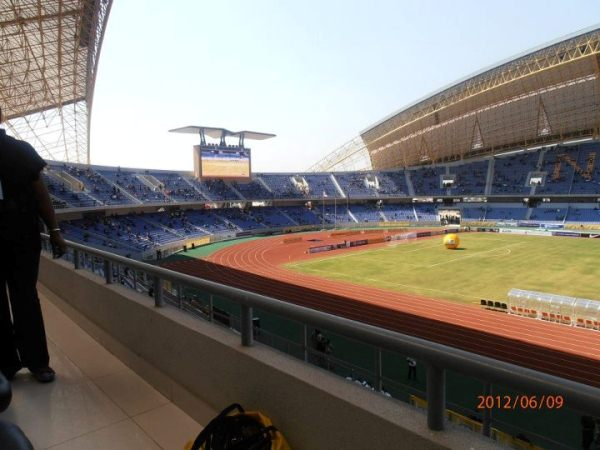 Levy Mwanawasa Stadium, Ndola