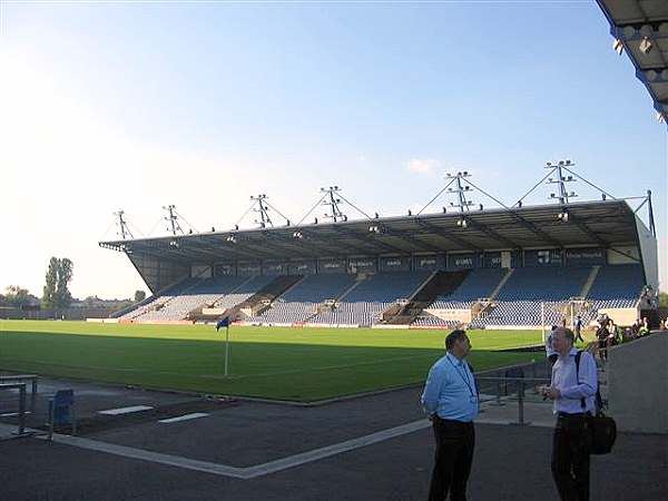 The Kassam Stadium, Oxford, Oxfordshire