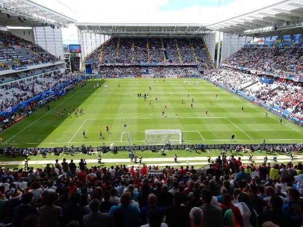Stade Bollaert-Delelis, Lens