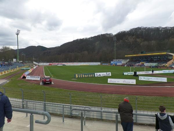 Stadion Oberwerth, Koblenz