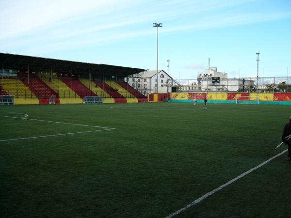 Stade Frères Zioui, al-Jazā'ir (Algiers)