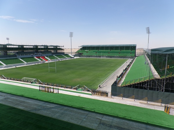 The Sevens Stadium, Dubayy (Dubai)