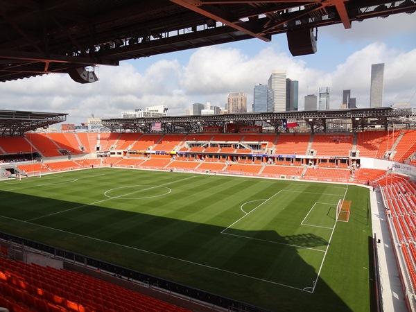 BBVA Compass Stadium, Houston, Texas