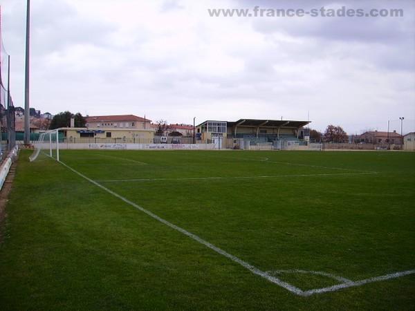 Stade Perruc, Hyères