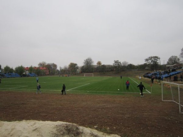 Stadion Olimpiets', Lyubotyn